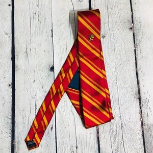 Harry Potter Tie Gryffindor House Halloween Tie